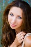 Portrait of beautiful woman Stock Image