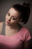 Portrait of beautiful woman Stock Photo