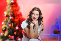 Portrait beautiful woman Stock Image