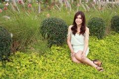 Portrait of beautiful woman Stock Photography