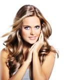 Portrait of beautiful woman Royalty Free Stock Photo