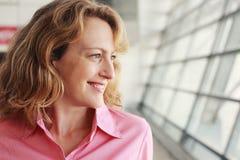 Beautiful 35 years old woman Royalty Free Stock Photo