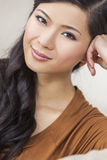 Portrait Beautiful Young Asian Chinese Woman Royalty Free Stock Image