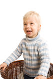 Portrait of beautiful young child Stock Photography