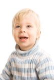 Portrait of beautiful young child Royalty Free Stock Image