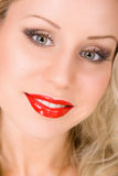 Portrait beautiful young woman Royalty Free Stock Image