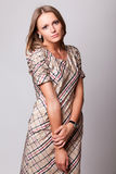 Portrait beautiful young woman Stock Image