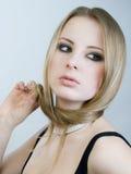 Portrait of beautiul girl Royalty Free Stock Image