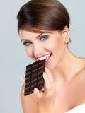 Portrait of beauty Stock Image