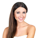 Portrait of beauty Stock Photography