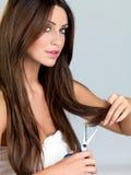 Portrait of beauty Stock Photos