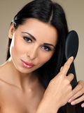 Portrait of beauty Royalty Free Stock Photography