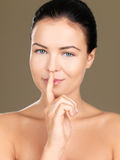 Portrait of beauty Royalty Free Stock Image