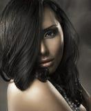 Portrait of a beauty woman Stock Photo
