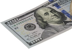 Portrait of Benjamin Franklin Royalty Free Stock Photo