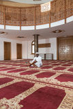 Portrait Of A Black African Man In Mosque Royalty Free Stock Photography