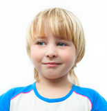 Portrait of boy Stock Image