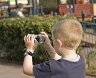 Portrait boy Stock Image