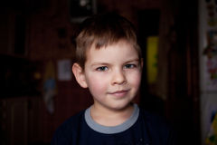 Portrait of a Boy Royalty Free Stock Photo