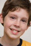 Portrait Of A Boy Stock Photography