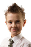 Portrait of the boy Royalty Free Stock Photography
