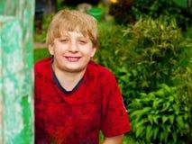 Portrait of a Boy Royalty Free Stock Photo