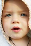 Portrait of a Boy. Child Royalty Free Stock Photography