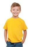 Portrait of boy stock image