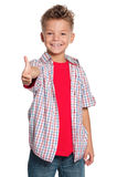 Portrait of boy Royalty Free Stock Photos