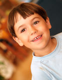 Portrait of a boy. Laughing Stock Photography