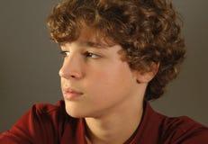Portrait of a boy Stock Images