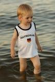 Portrait of boy Stock Images