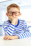 Portrait of a boy Royalty Free Stock Images