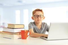 Portrait of a boy Stock Photography