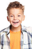 Portrait of boy Royalty Free Stock Photography