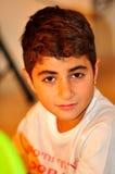 child face portrait Stock Images