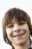 Portrait Of Boy Smiling Royalty Free Stock Photos