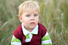 Portrait of a boy Royalty Free Stock Photography