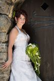 Portrait of the bride Royalty Free Stock Photos