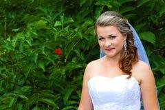Portrait of Bride Stock Photography