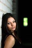 Portrait of brunette Royalty Free Stock Photos
