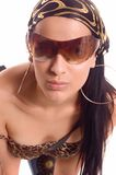 Portrait brunette Royalty Free Stock Image