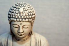 Portrait of Buddha Stock Images