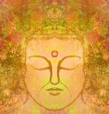 Portrait of buddha Royalty Free Stock Photos