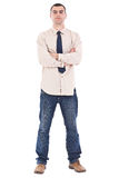 Portrait of business man Royalty Free Stock Photo