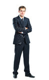 Portrait of a business man Stock Photography