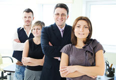 Portrait of business team Royalty Free Stock Photography
