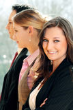 Portrait of a business team Royalty Free Stock Photography
