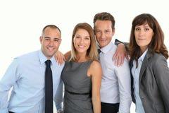 Portrait of business team Stock Photo