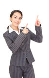 Portrait of a business woman Stock Photo